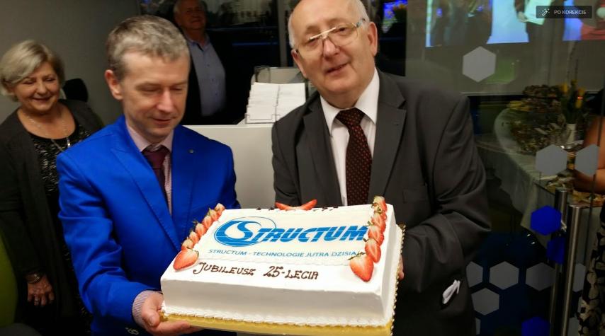 25 lat firmy STRUCTUM