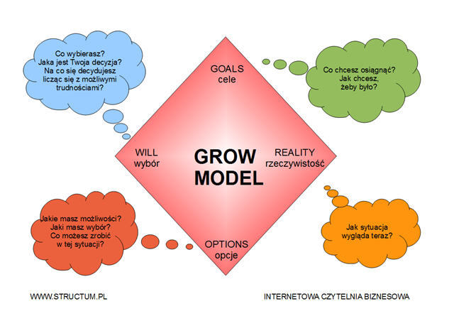 model grow - coaching biznesowy