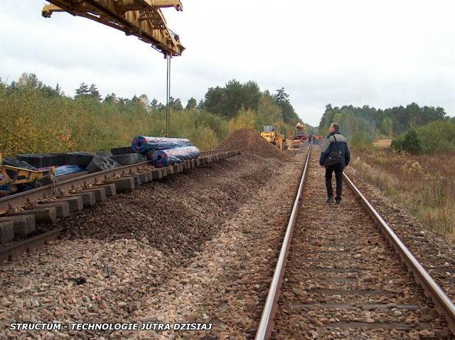 odwodnienia kolejowe