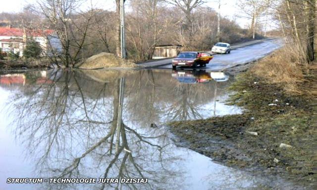 powódź -  podtopienia w Lublinie