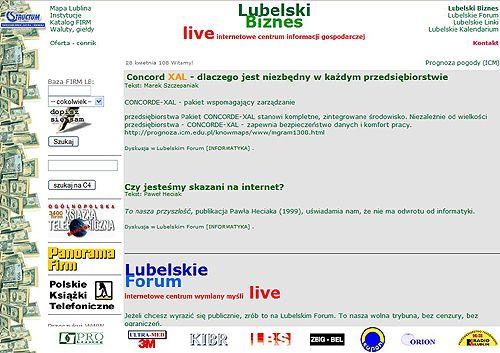 portal gospodarczy Lubelski Biznes