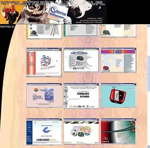 Structum - usługi internetowe - projektowanie stron internetowych