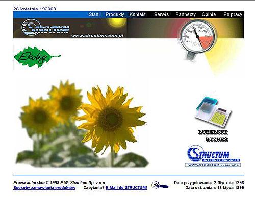 Structum - rozwój oprogramowania